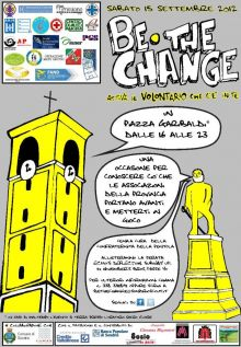 Be the change (15-09-2012)
